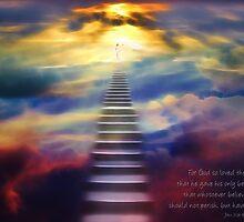 John 3:16 by Tracy Deptuck