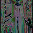 The Balck madonna by catherine walker