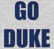 Go Duke! by jdbruegger