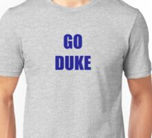 Go Duke! Unisex T-Shirt