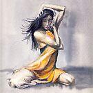 Sitting Dance by J-C Saint-Pô
