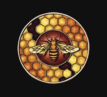 Honeybee Totem Womens Fitted T-Shirt