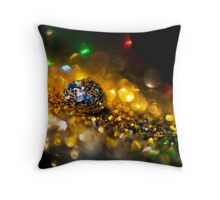 Disco Ball? Throw Pillow