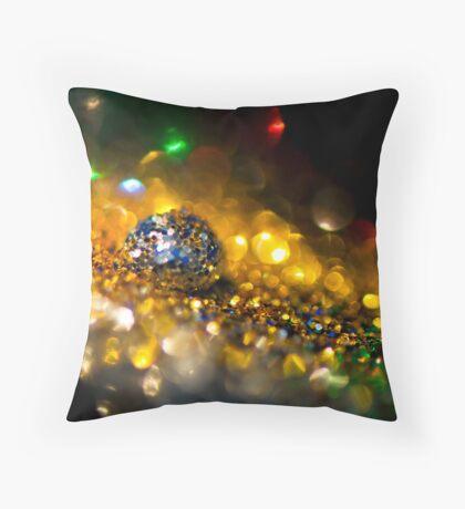 Disco Ball? Throw Pillow