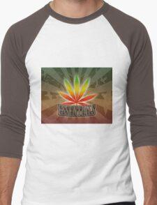 Herb Essentials Men's Baseball ¾ T-Shirt