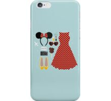 Disney Flatlay iPhone Case/Skin
