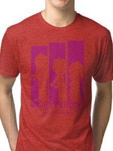 The Cutie Patooties - 2 Tri-blend T-Shirt