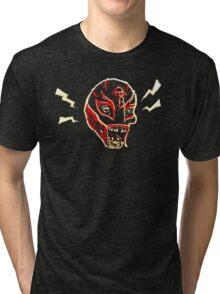 Zombie Luchador Tri-blend T-Shirt