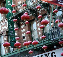 Chinatown Celebration by spiderhouse