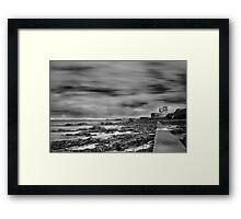 Westward Ho IR Framed Print