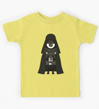 Minion Darth Vader Despicable Me Kids Tee