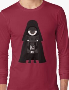 Minion Darth Vader Despicable Me Long Sleeve T-Shirt