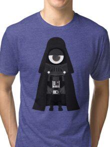 Minion Darth Vader Despicable Me Tri-blend T-Shirt