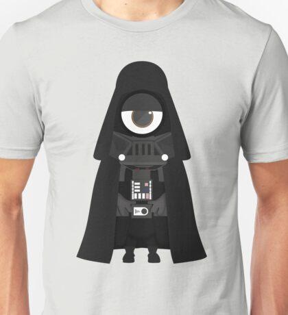 Minion Darth Vader Despicable Me Unisex T-Shirt