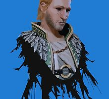 Anders from Dragon Age 2 by ThePyratQueen