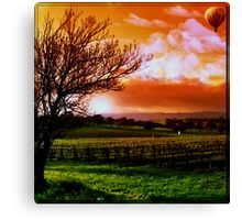 Dorothy, We're Almost In Kansas Canvas Print