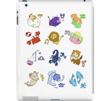 Horoscopes iPad Case/Skin
