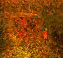 Autumnal Delight by Geraldine Lefoe