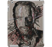Rick Grimes The Walking Dead iPad Case/Skin