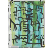 CHICKEN FEET, OTHER BIRDS AND SIGNS(C1999) iPad Case/Skin
