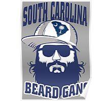 South Carolina Beard Gang Poster