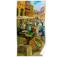 havana market Poster