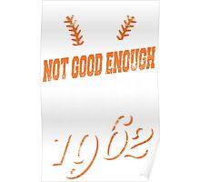 Houston Baseball Poster