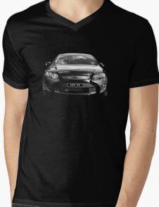 F6 Mens V-Neck T-Shirt