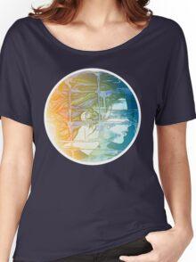 Ocean Ripples Women's Relaxed Fit T-Shirt