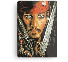 Johnny Metal Print