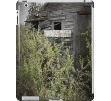 Gun on You iPad Case/Skin