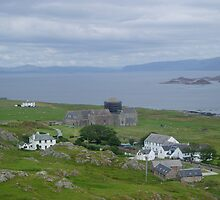 Iona Abby....isle of Iona by mountainvoyager