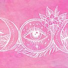 The Triple Goddess by CarlyMarie