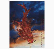Flying Fish  003 by Roydon Johnson