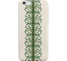 Art Nouveau Plant and Berries iPhone Case/Skin