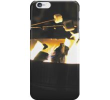 Marshmallow Roast  iPhone Case/Skin