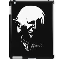 Fenris (from Dragon Age II) silhouette  iPad Case/Skin