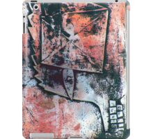 Wolf Head Negative iPad Case/Skin