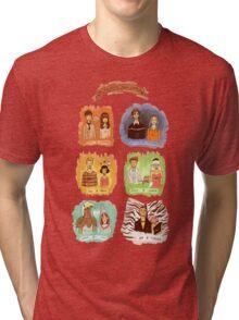 My favorite romantic movie couples Tri-blend T-Shirt