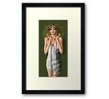 Oh Those Fabulous Flappers Framed Print