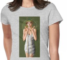 Oh Those Fabulous Flappers Womens Fitted T-Shirt
