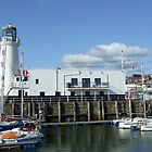 Scarborough Lighthouse by PICMART