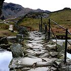 Slaters Bridge Little Langdale by mikebov