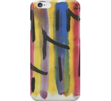 RAINBOW FOREST(C1999) iPhone Case/Skin