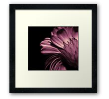 beauty from behind Framed Print