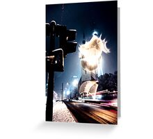 #1014990 cold fusion Greeting Card