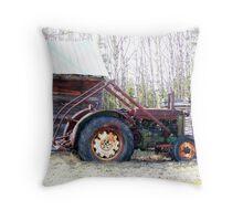 John Deere AR 1943/1947 Throw Pillow