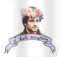 Will Graham Hates Everything. Poster