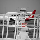 Qantas Colouring by wolfcat