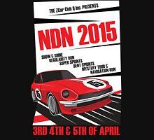 NDN 2015 Poster - 240z Inverted Unisex T-Shirt